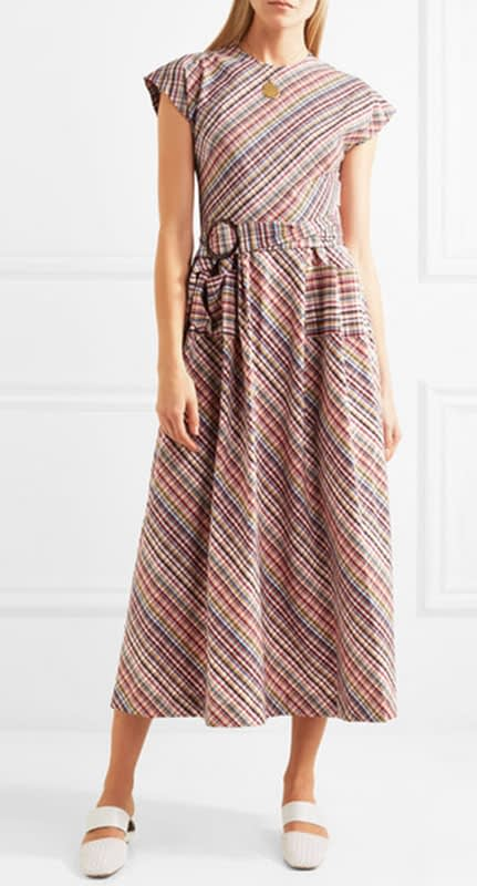 Buy Maxi Dress with Short Sleeves