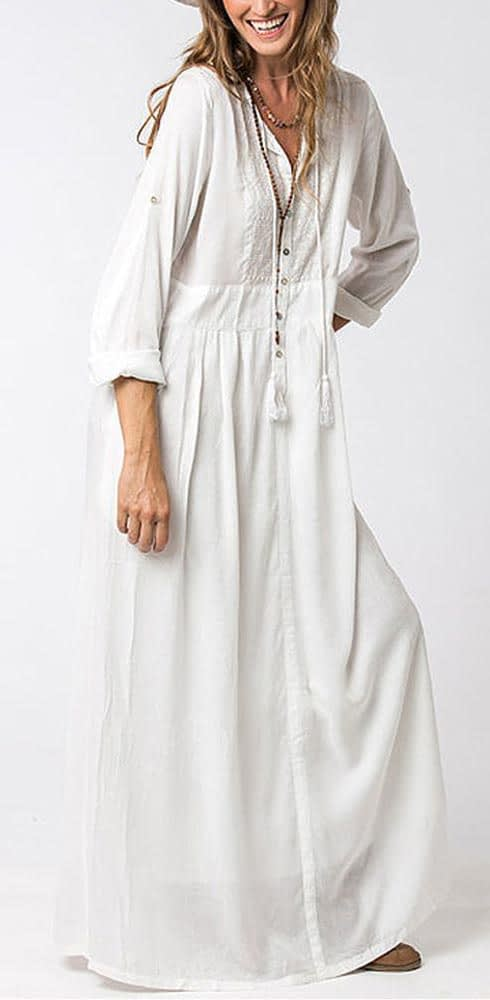 casual maxi dresses suppliers and cotton maxi dress manufacturers
